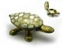 Черепаха бронзовая с перламутром