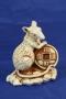 Крыса с монетой